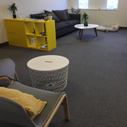 Our office's common area