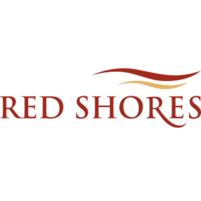 Red Shores Race Track & Casino logo