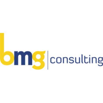 BMG Consulting Inc. logo