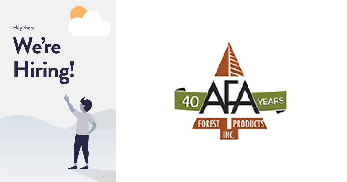 Careers At Afa Forest Products Jobs Careerbeacon Com