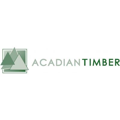 Acadian Timber logo