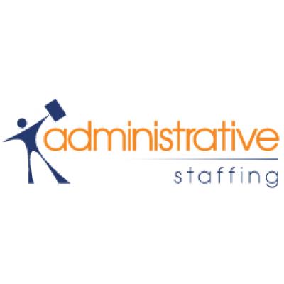 Administrative Staffing logo