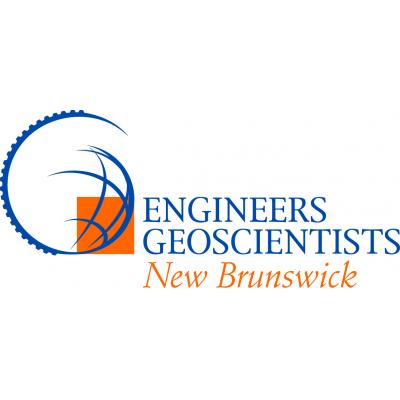 Engineers & Geoscientists New Brunswick logo