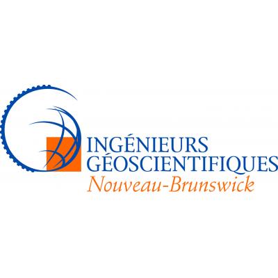 Ingénieurs et Géoscientifques Nouveau-Brunswick logo