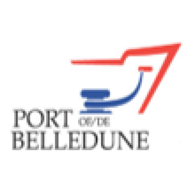 Port of Belledune / Port de Belledune logo
