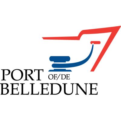 Port of Belledune / Port de Belledune logo