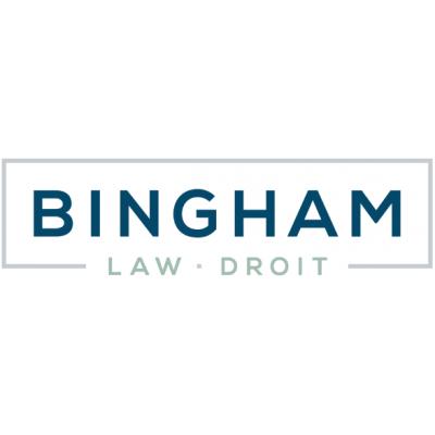 Bingham Law logo