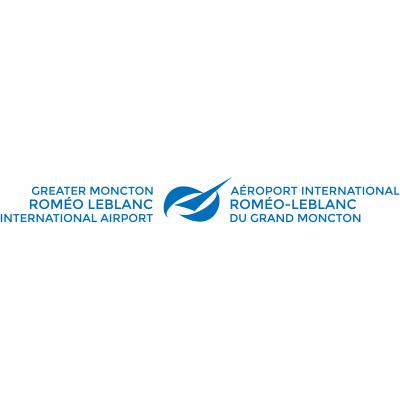 Greater Moncton Roméo Leblanc International Airport logo
