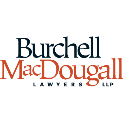 Burchell MacDougall logo