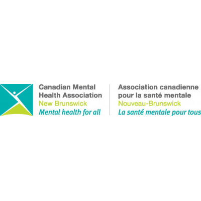 The Canadian Mental Health Association of New Brunswick logo