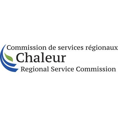 Commission de services régionaux Chaleur logo