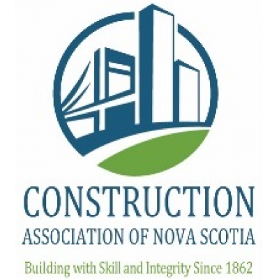 Construction Association of Nova Scotia (CANS) logo