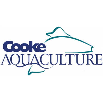 Cooke Aquaculture Inc.			 				 logo