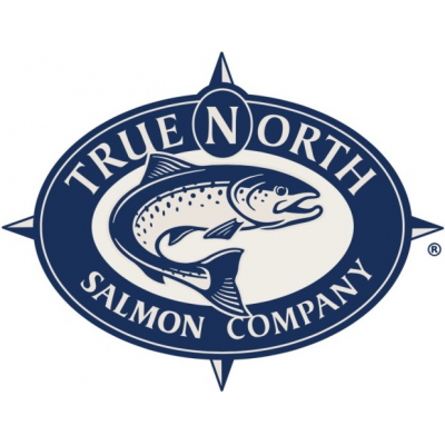 True North Salmon logo