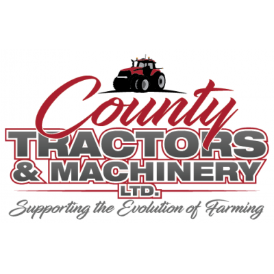 County Tractors & Machinery Ltd. logo