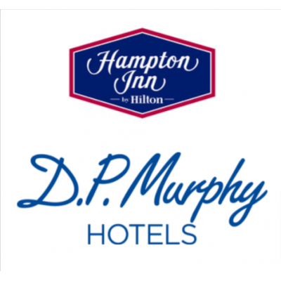 D.P. Murphy Hotels - Hampton Inn logo