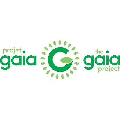 The Gaia Project / Le Projet Gaïa logo
