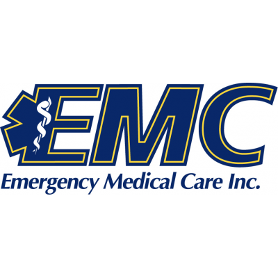 Emergency Medical Care Inc. (EMC) logo