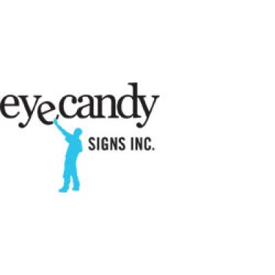 eyecandy SIGNS INC. logo