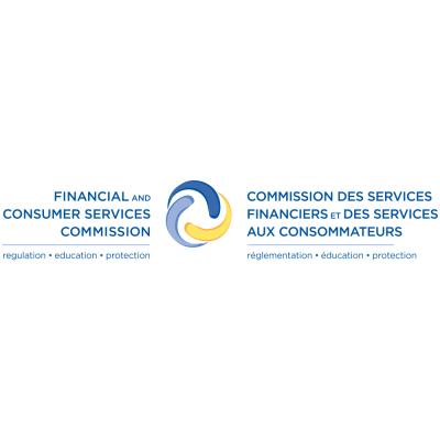Financial and Consumer Services Commission (FCNB) / Commission des services financiers et des services aux consommateurs logo