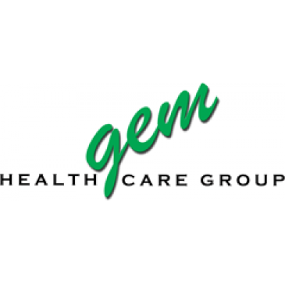 GEM Health Care Group logo