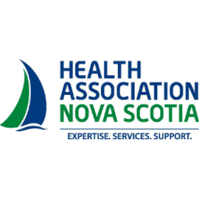 Health Association Nova Scotia logo