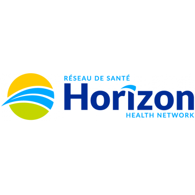 Horizon Health - Fredericton, Saint John, Miramichi, Moncton and Upper River Valley Zones logo