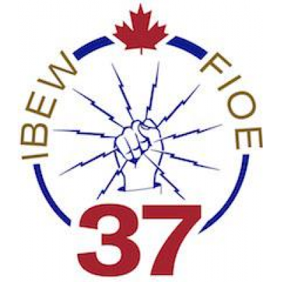 IBEW Local 37 logo