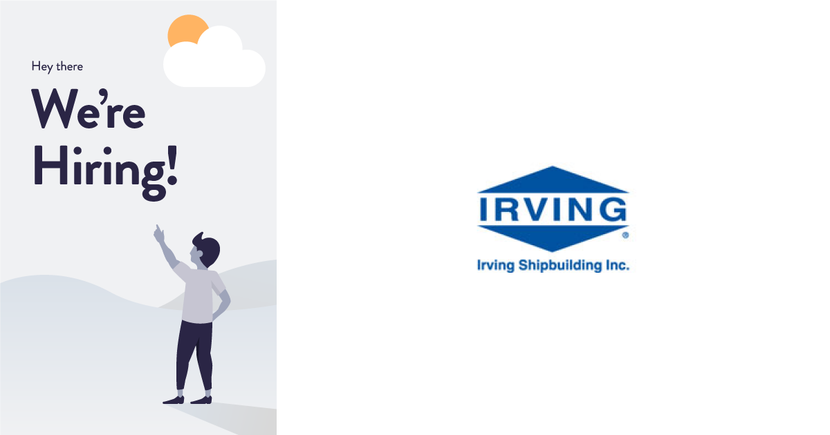 Labour Relations Manager Job At Irving Shipbuilding In Halifax Ns