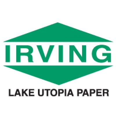 Lake Utopia Paper logo