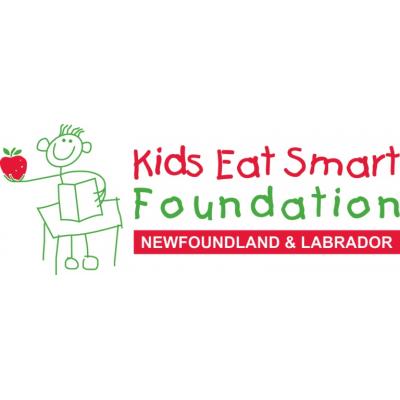 Kids Eat Smart Foundation Newfoundland and Labrador logo