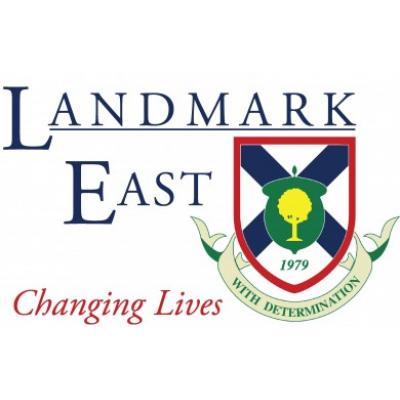 Landmark East School logo