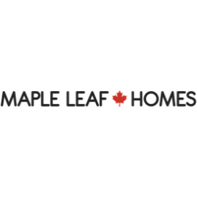 Maple Leaf Homes Inc. logo