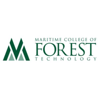 Maritime College of Forest Technology logo
