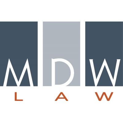 MDW Law logo