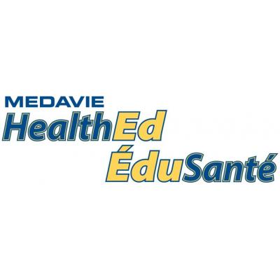 Medavie HealthEd / ÉduSanté logo