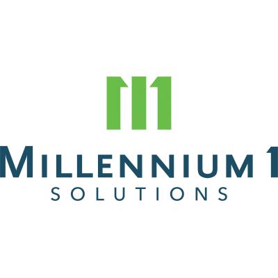 Millennium 1 Solutions logo