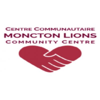 Moncton Lions Community Centre logo