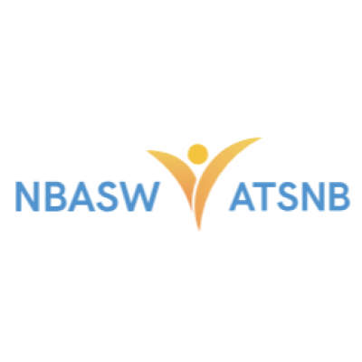 New Brunswick Association of Social Workers / Association des travailleurs sociaux du Nouveau-Brunswick logo