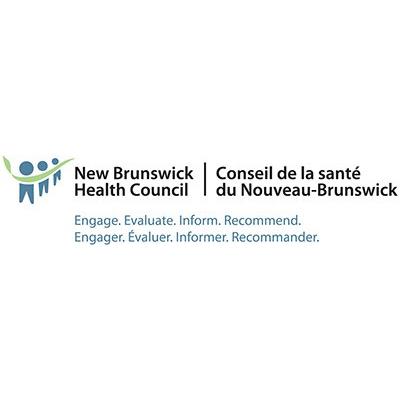 New Brunswick Health Council / Conseil de la santé du Nouveau-Brunswick logo