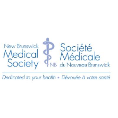 New Brunswick Medical Society / Société médicale du Nouveau-Brunswick logo
