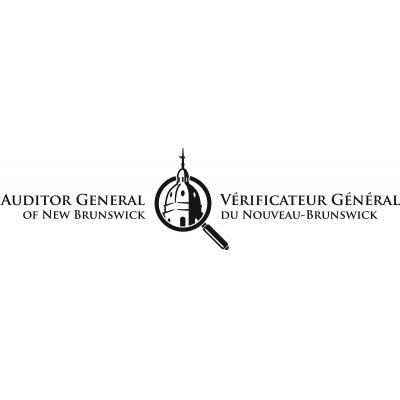 Auditor General of New Brunswick (AGNB) logo