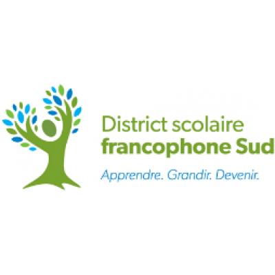 District scolaire francophone Sud logo