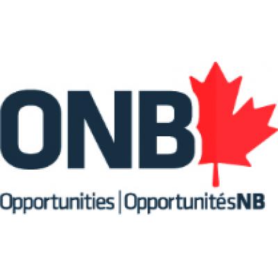Opportunities New Brunswick logo