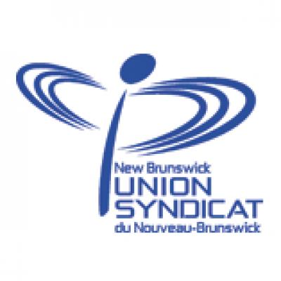 New Brunswick Union of Public & Private Employees/Syndicat des employé(e)s des secteurs public et privé du Nouveau-Brunswick logo