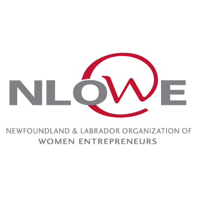 Newfoundland and Labrador Organization of Women Entrepreneurs logo