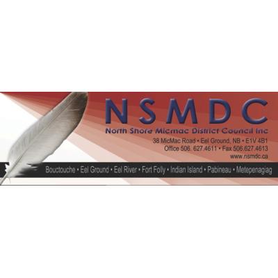 North Shore MicMac District Council logo