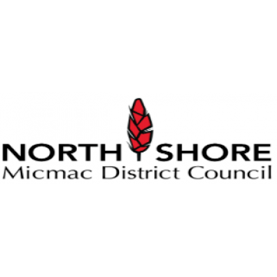 North Shore MicMac District Council logo