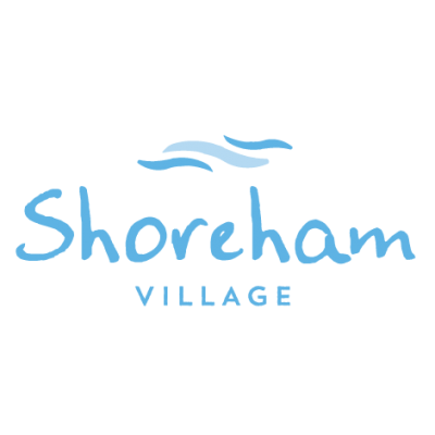Shoreham Village logo