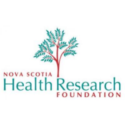 Nova Scotia Health Research Foundation (NSHRF) logo